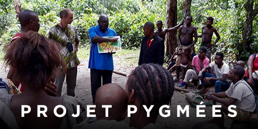 Aidez les pygmées à entendre l'Évangile dans leur langue - Audiovie
