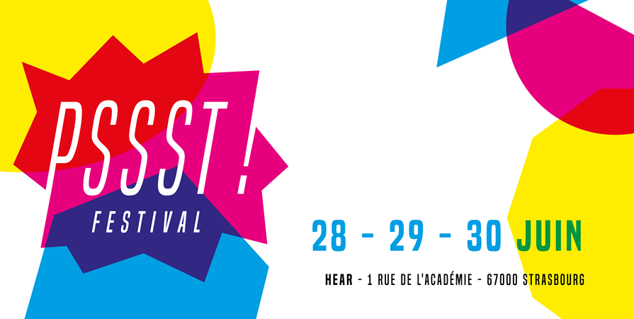 Le PSSST ! Festival - 23BIS