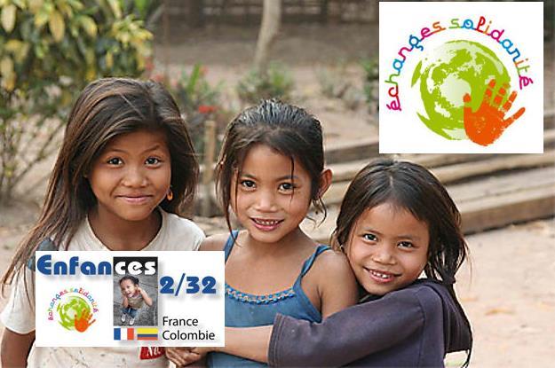 MISSION D'ECHANGES POUR LES DROITS DES ENFANTS EN COLOMBIE - Échanges Solidarité