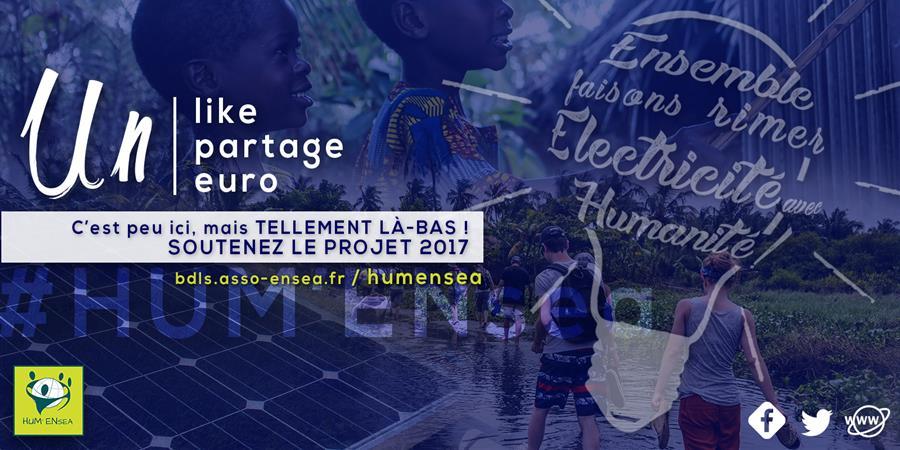 HUM'ENsea 2017 - Bénin & Togo - Bureau de la Solidarité de l'ENSEA