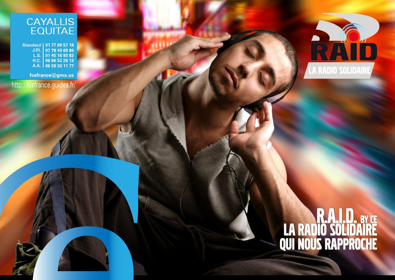R.A.I.D RADIO - FONDs CAYALLIS EQUITAE DOTATION