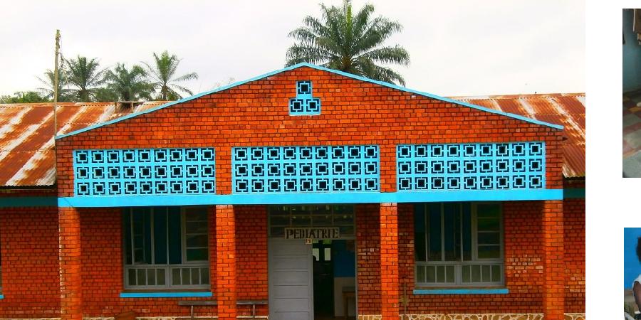 Aide ponctuelle à l'Hôpital Kangu en RDC - ENFANTS DU MONDE FRANCE