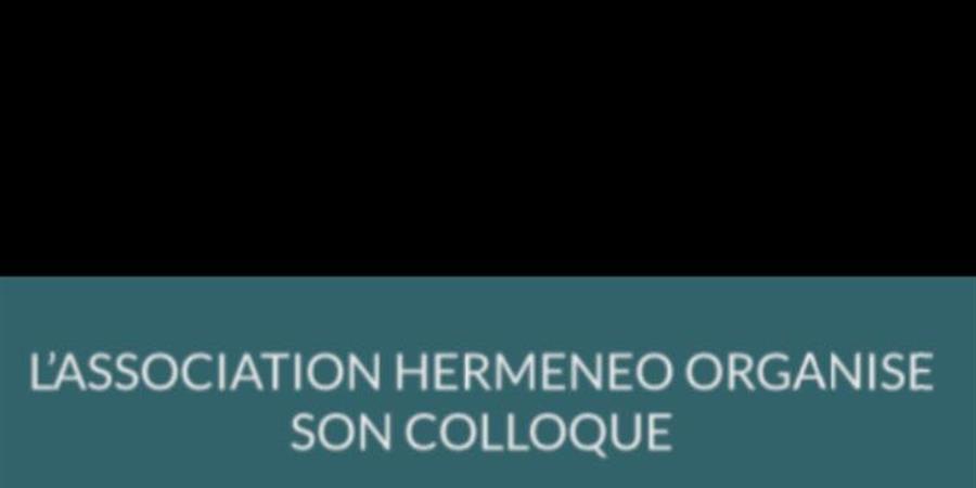 L'association Hermeneo a besoin de votre aide  - HERMENEO