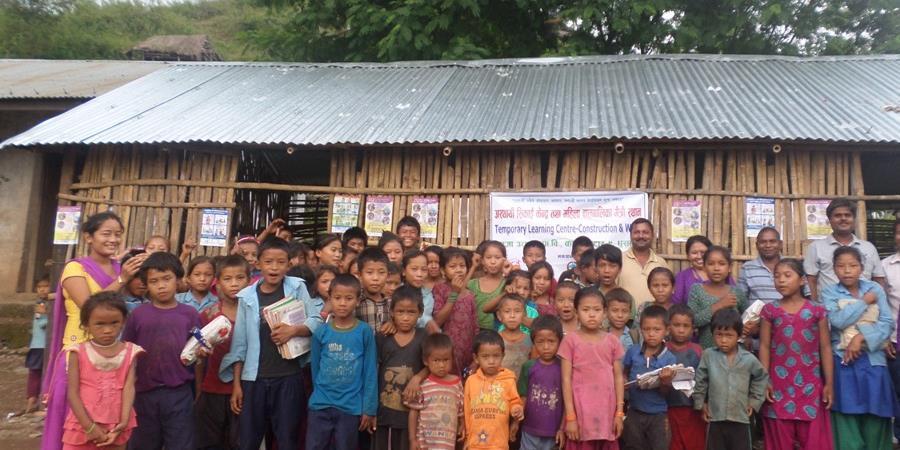 REPARE - Planète Enfants & Développement
