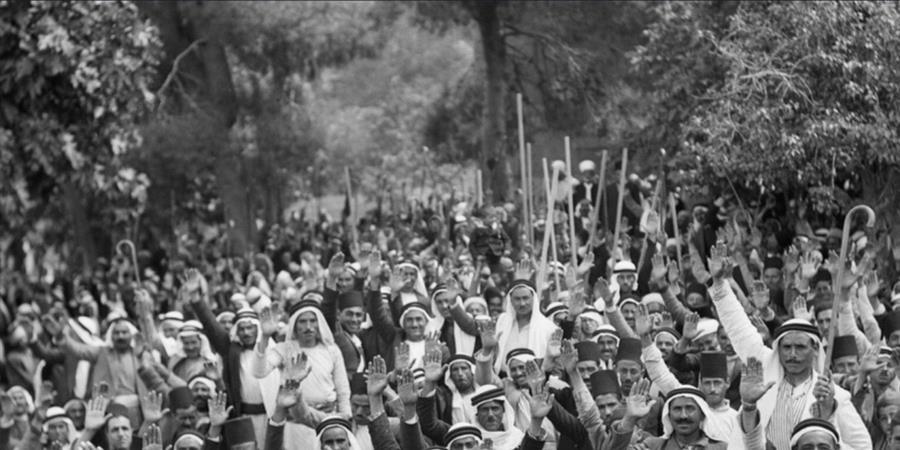 La Palestine après Balfour - Agence Média Palestine
