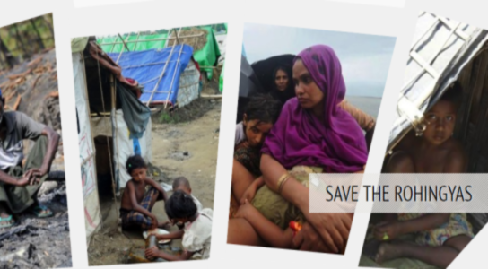 Aide humanitaire pour les Rohingyas -