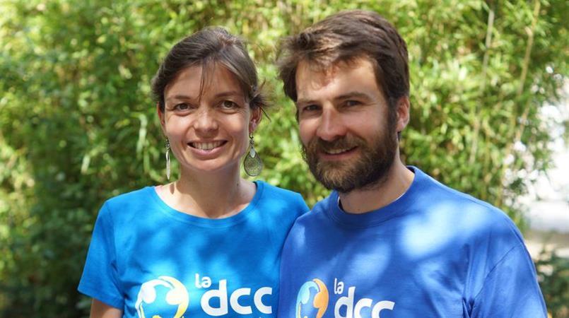 Stéphane et Marie, pédiatre et sage-femme en Haïti - Délégation Catholique pour la Coopération