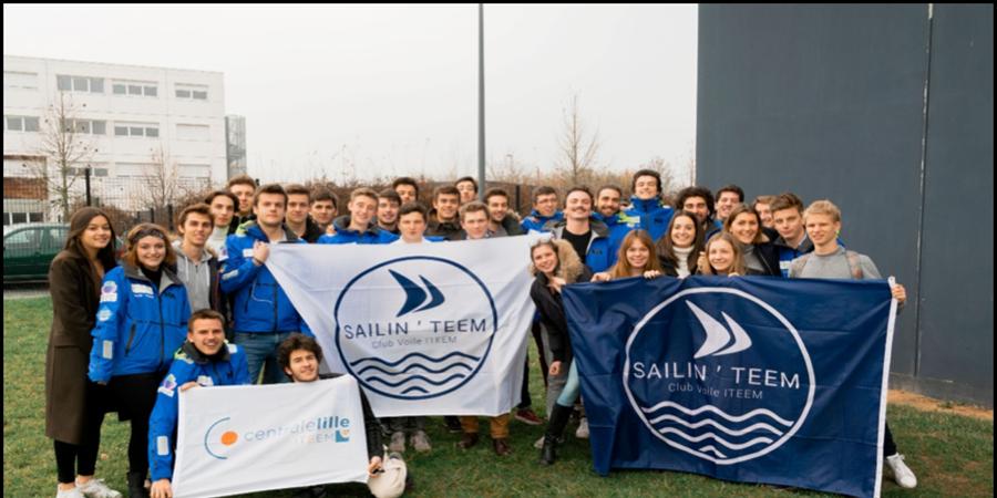 Cap vers la CCE 2019 - Sailin'Teem