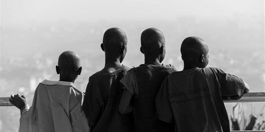 Pour en finir avec la traite des enfants à Dakar, Sénégal ! - Samusocial International