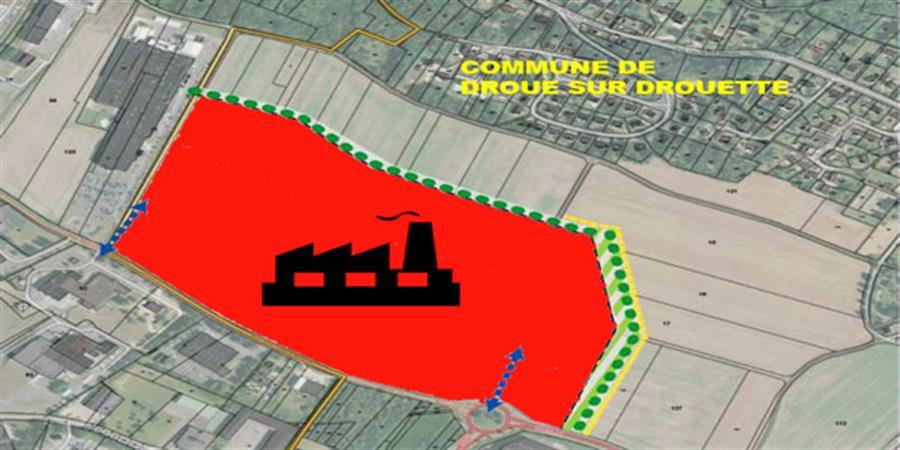 NON à l'extension de la ZI sur les terres agricoles de Droue-sur-Drouette - MVDD