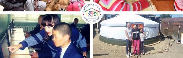 Périple solidaire pour rompre le cercle de la pauvreté en Mongolie - Association Christina Noble France