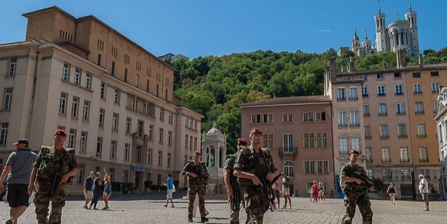 Soutenez les blessés de nos forces armées et leurs familles !  - Association des Réservistes de Lyon et du Rhône