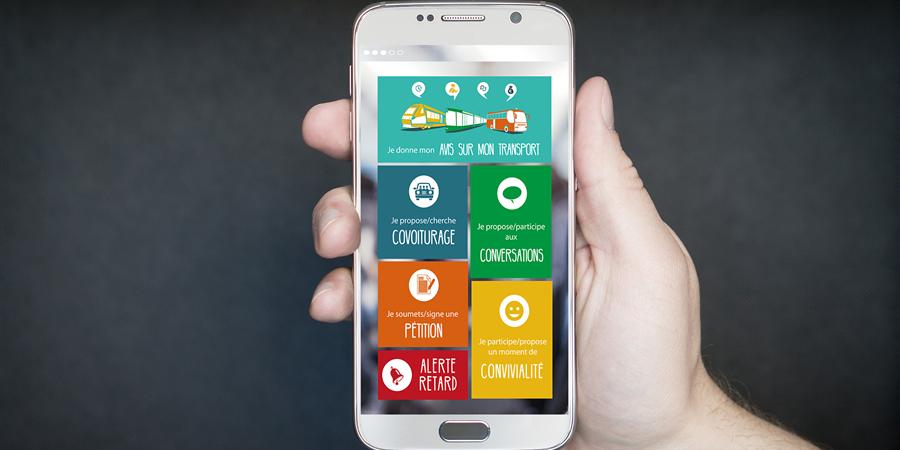 NOS TRANSPORTS PACA, l'app pour améliorer vos trajets au quotidien 📱👫🚄 ! - FNE PACA