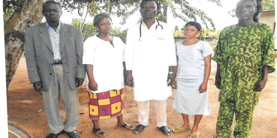 Aidez le Centre de soin GENESARETH au Benin - JE COURS POUR TOI