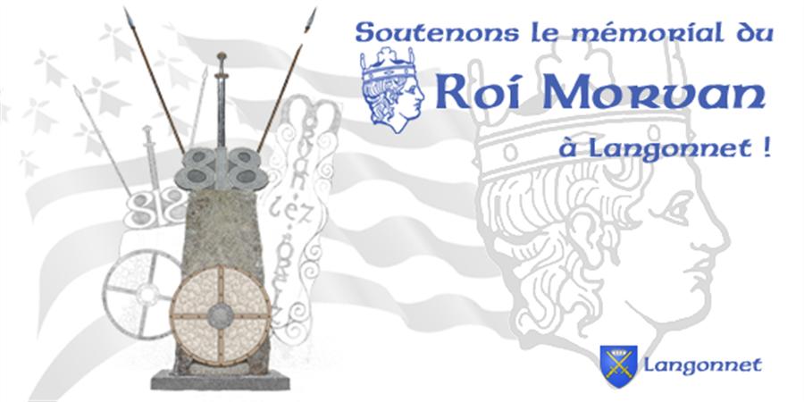 Kounlec'h ar Roue Morvan. Mémorial du Roi Morvan - Comité du Roi Morvan