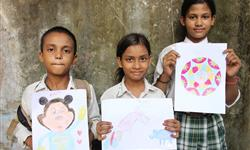 SOUTIEN SCOLAIRE - India's Happy Smile