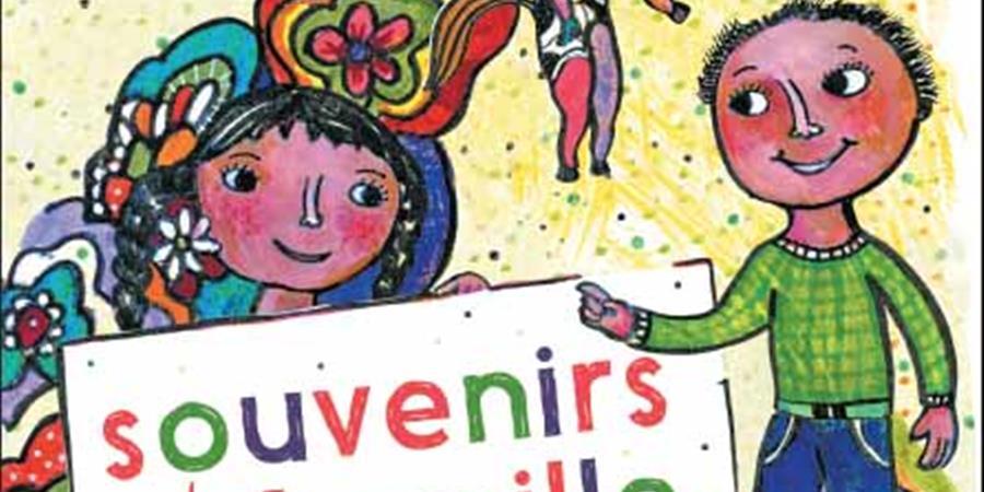 """Livre """"Souvenirs de famille"""" et DVD """"Camping à la Timone"""" - Après la Pluie..."""
