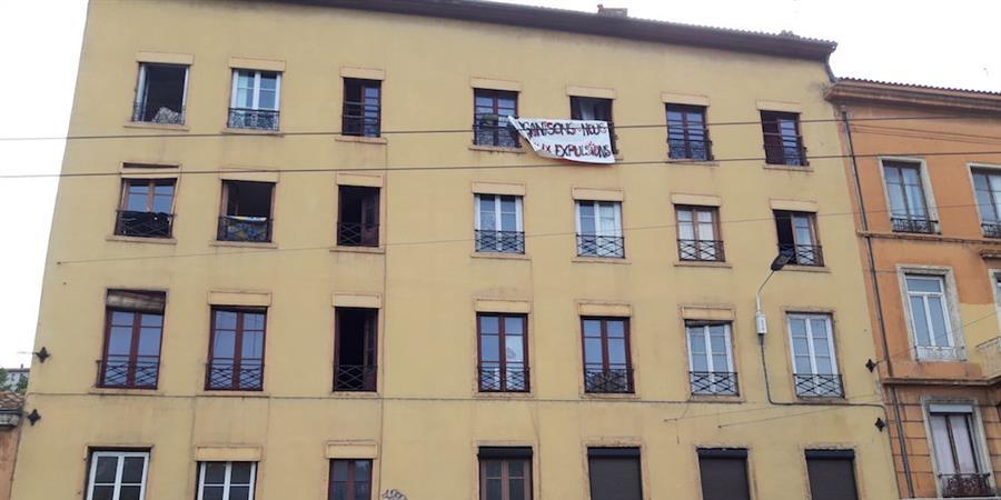 URGENCE SANITAIRE ET ALIMENTAIRE SQUATS - La Komune