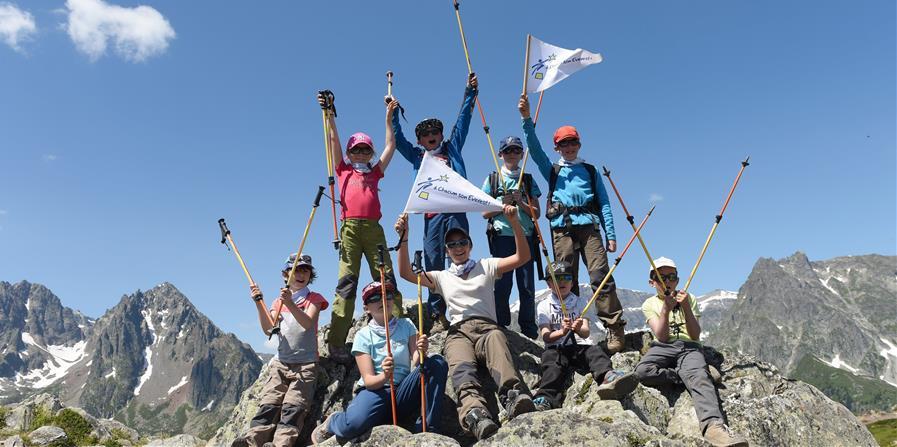 Genevieve court solidaire au Lyon Urban Trail ! - A Chacun Son Everest