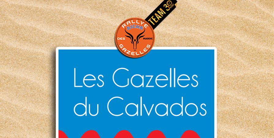 Team Corine et  Isabelle Rallye AÏCHA LES GAZELLES 2020 - Les Gazelles Du Calvados