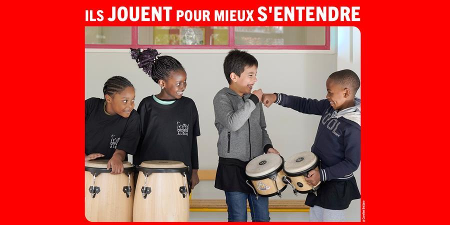 Soutenez les orchestres à l'école !  - Orchestre à l'Ecole