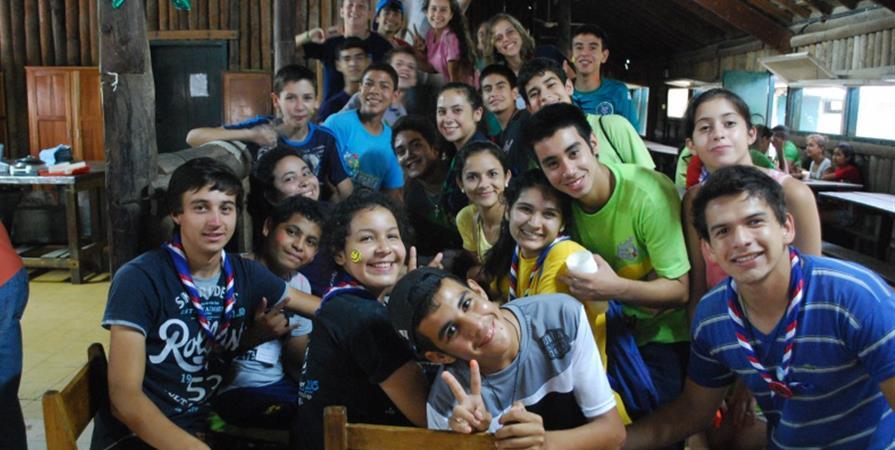 Alexis, animateur du projet communication en Uruguay - Délégation Catholique pour la Coopération