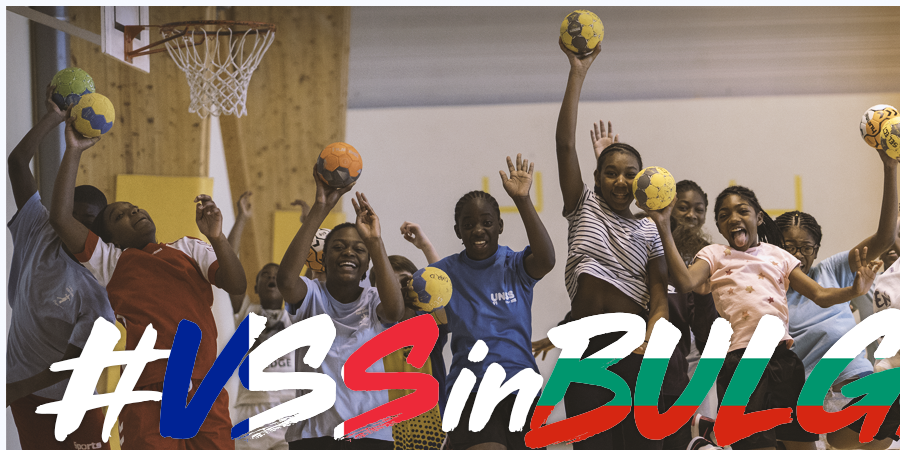 La section Handball de Paul Eluard de (Vigneux - 91) en Bulgarie - Association Sportive du Collège Paul Eluard de Vigneux-Sur-Seine