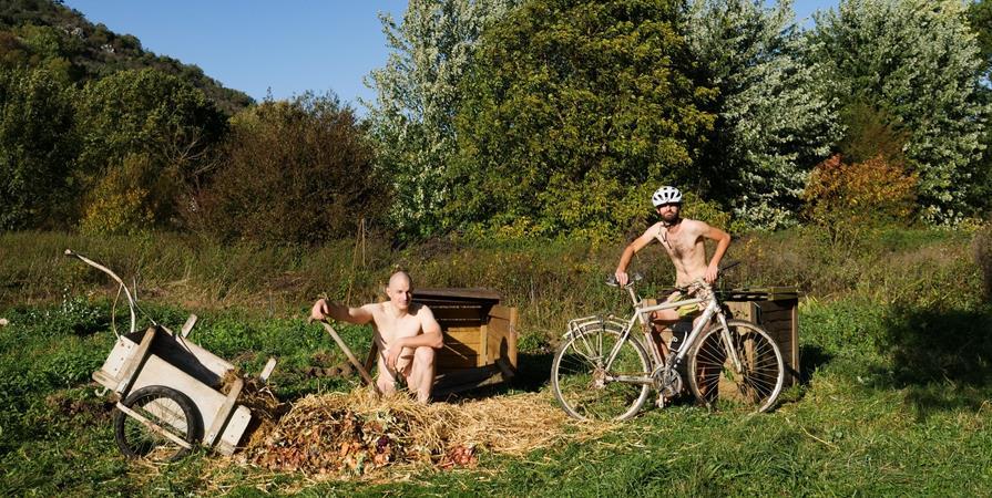 Cycl'ompost : collecte et compostage à Besançon! - Trivial' Compost