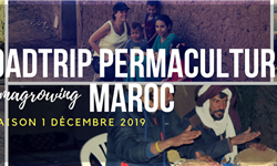 REPORTAGE ROADTRIP PERMACULTURE MAROC - PermaGrowing - Cultures et Vies