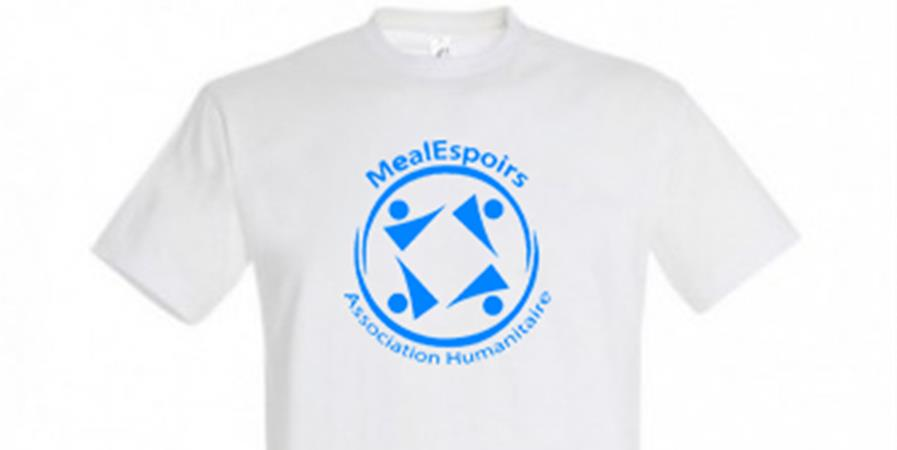 T-Shirt Mealespoirs gros logo - Mealespoirs