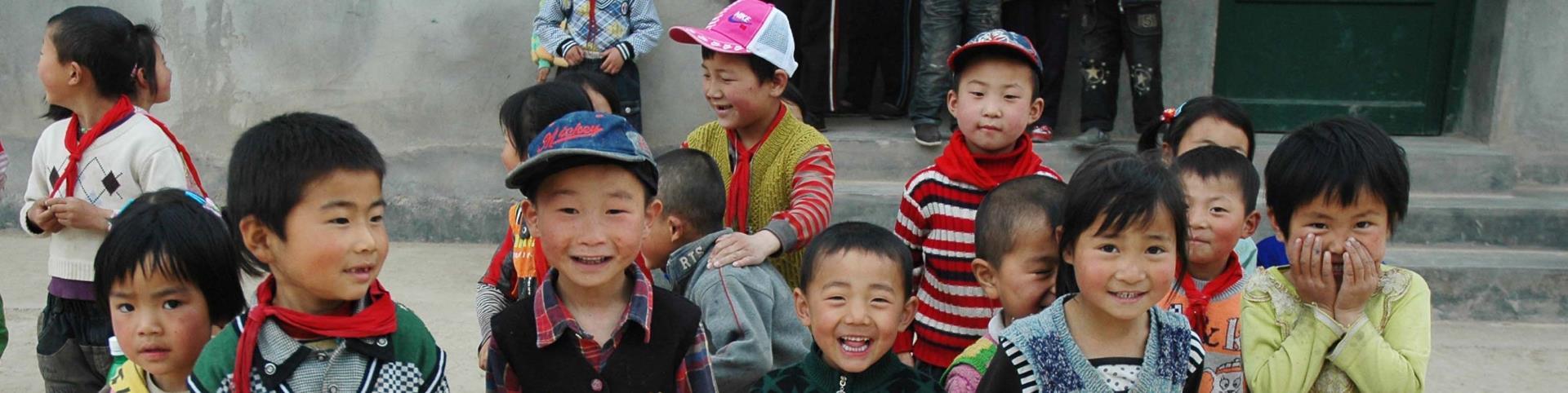 Trail de la Grande Muraille de Chine 2016 - Les Enfants de Madaifu, en Chine