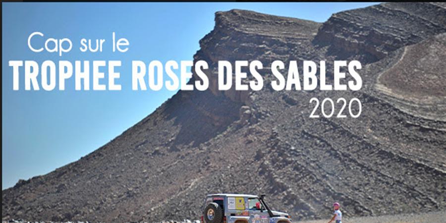 Stage de préparation Rallye Roses des sables 2020 - Les Elles Roses 2020