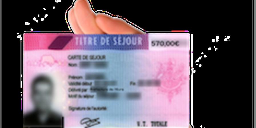 600€ pour pouvoir retirer son Titre de Séjour! - Solidarité Collectif RESF 27