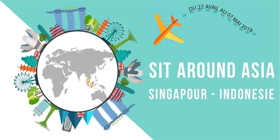 SIT AROUND ASIA : à la découverte d'un écosystème innovant - Sorbonne Innovation Technologie
