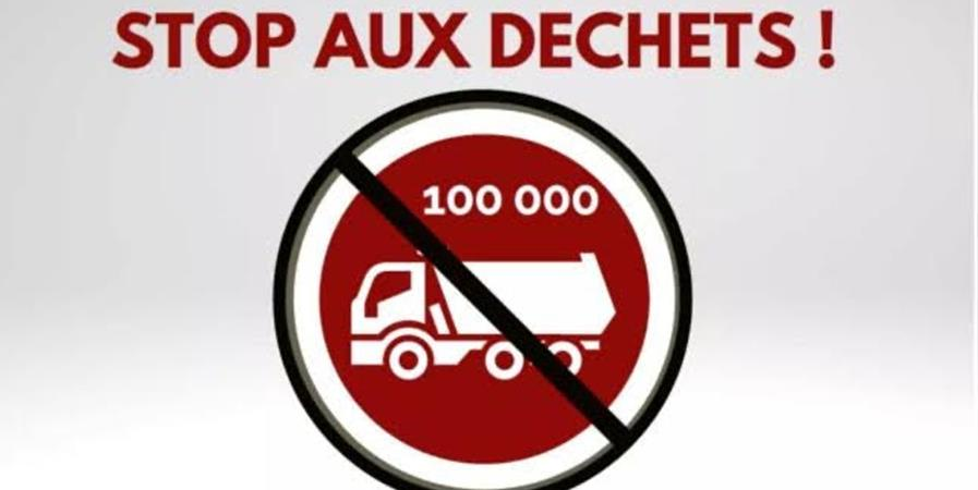 Stop Carriere Chauvilly - Cessy Les Riverains de Chauvilly