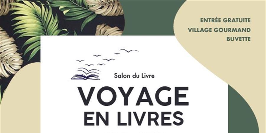 Voyage en Livres - Salon du Livre de La Clayette - Le Petit Rameur
