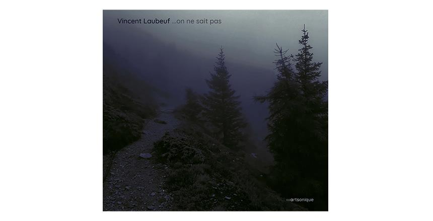 CD Vincent Laubeuf ...on ne sait pas - Motus