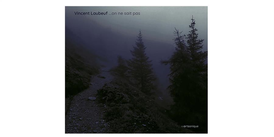 CD Vincent Laubeuf ...on ne sait pas - Motus