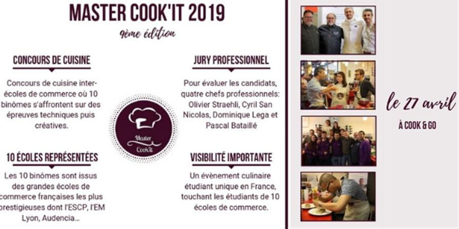 Master Cook'it 2019 - Cook'it Kbs