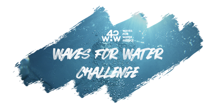 Sport Heroes soutient Waves for Water - Waves For Water France
