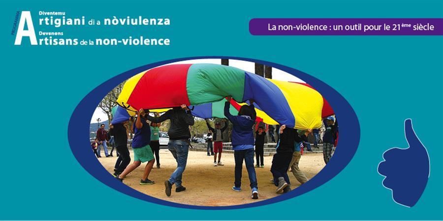 La non-violence : un outil pour le 21ème siècle - Association pour une Fondation de Corse