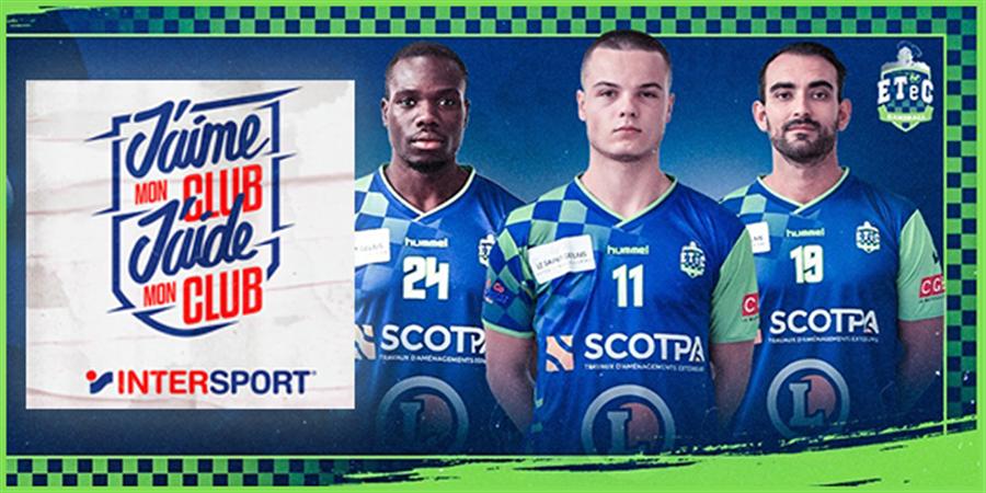 Jouons collectif, notre club a besoin de vous - Entente Territoire Charente Handball