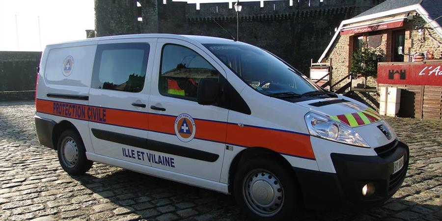 Aider la Protection Civile pour l'achat d'un véhicule de secours et de formation - Protection Civile d'Ille et Vilaine