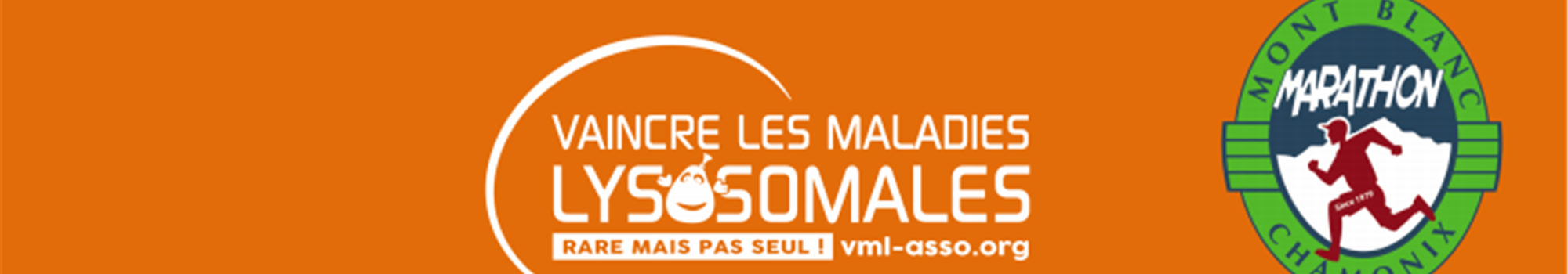 MAKE MY RUNNING COUNT TO OTHERS - Vaincre les Maladies Lysosomales