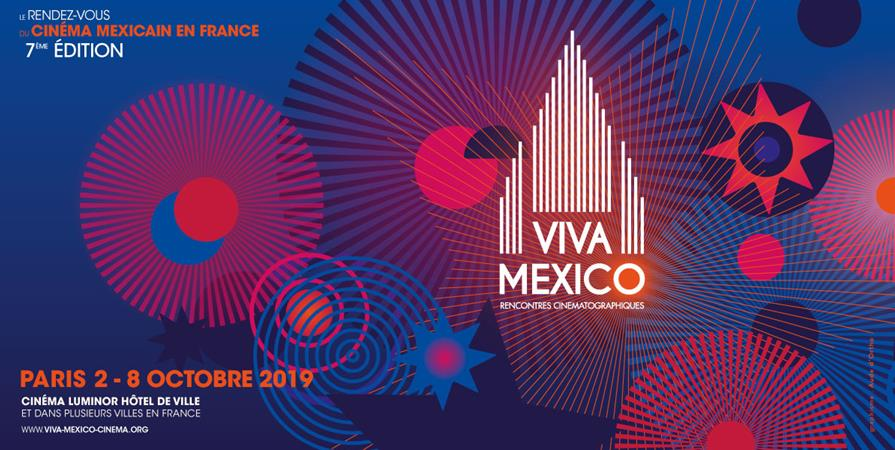 Film Festival Viva México - 7th Edition - France - InC France-Mexique