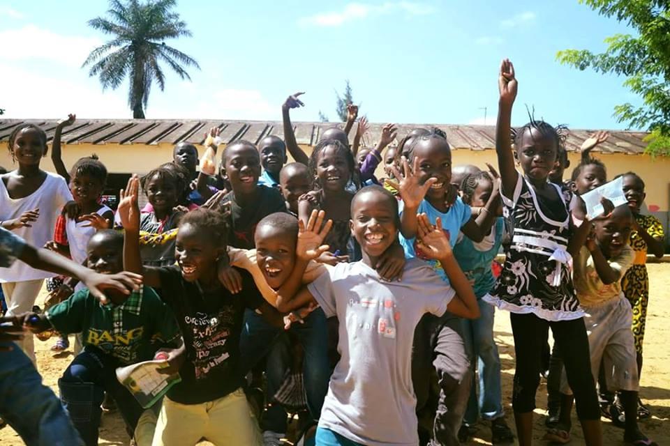 XALEYI - Les enfants d'avenir - XALEYI