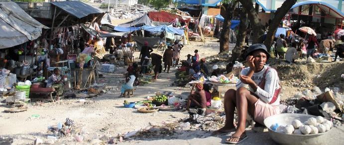 Soutien aux femmes de Verrettes (Haïti) pour réaliser des activités économiques - ASSHUM