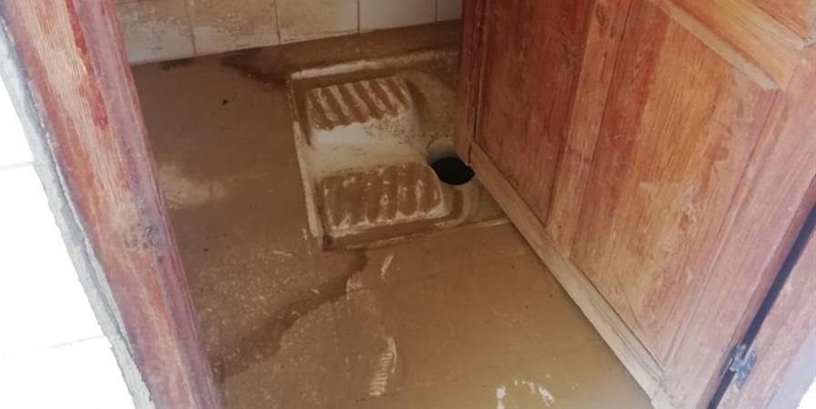 Réfection Sanitaires - N.I.E.P.C.E. du désert marocain
