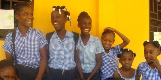 Internet à l'école pour La Pléiade et La Main Divine en Haïti - Zanmi Lasanté-PARIS