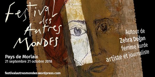 Festival des Autres Mondes - Autour de Zehra Doğan - La Minoterie / À Pleine Voix